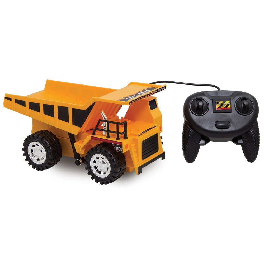 Kid Galaxy Remote Controlled Dump Truck by