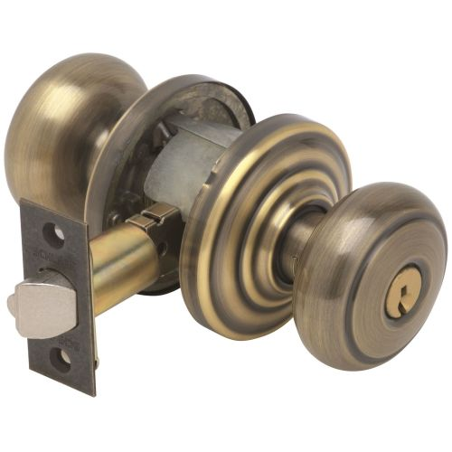 Schlage FA51 AND F51A Andover Single Cylinder Keyed Entry Door