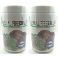 AIM Herbal Fiberblend Unflavored Powder 13 Oz (Two Pack)