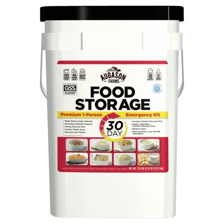Augason Farms 30-Day Emergency Food Storage