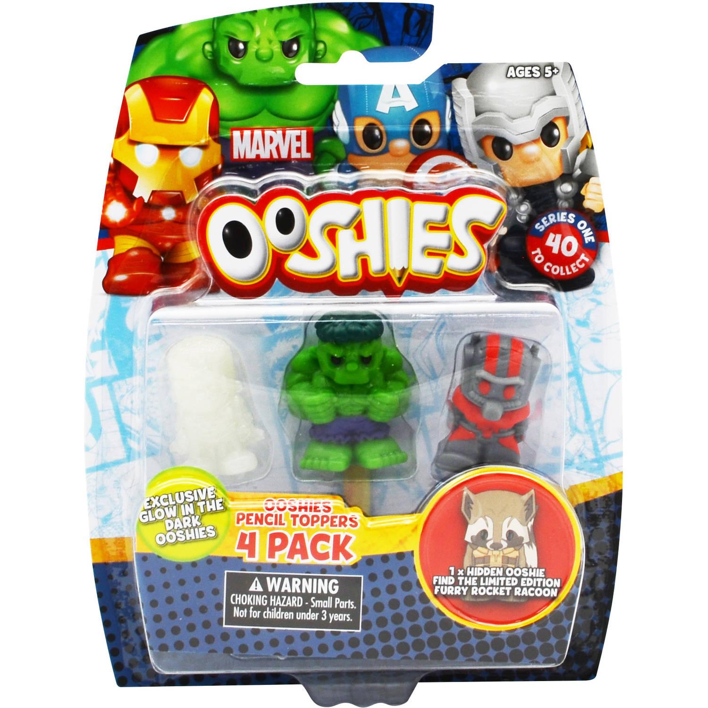 Ooshies Marvel 4-Packs #2