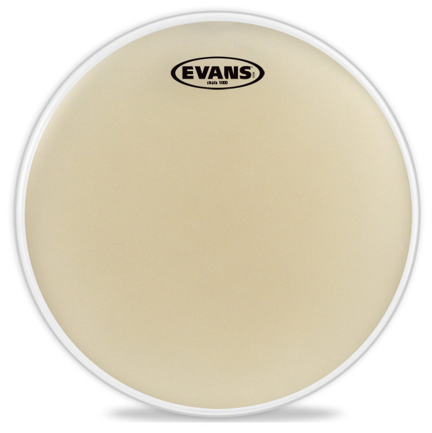 Evans 12 Inch Strata 1000 Drum Head by Evans