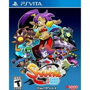 Shantae Half-Genie Risky (PSV)