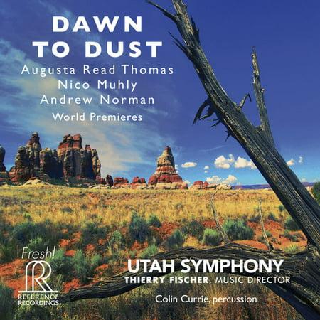 Muhly, Nico / Currie, Colin / Utah Symphony - Dawn to Dust [SACD]](Utah Symphony Halloween)