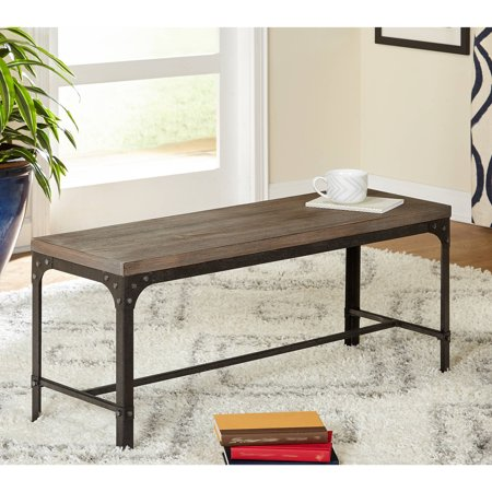 - TMS Scholar Dining Bench, Gray
