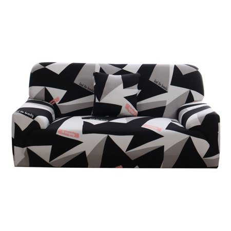 Magnificent Piccocasa Stretch Sofa Covers 1 2 3 4 Seater Sofa Slipcovers Artistic Pattern Walmart Com Inzonedesignstudio Interior Chair Design Inzonedesignstudiocom