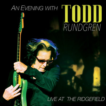 An Evening With Todd Rundgren-Live At The Ridgefield (CD) (Includes DVD) ()