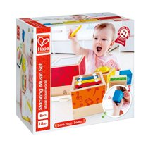 Stacking Music Set - Music Toy by Hape (E0336)