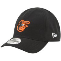 Baltimore Orioles New Era Toddler My 1st 9TWENTY Adjustable Hat - Black - OSFA