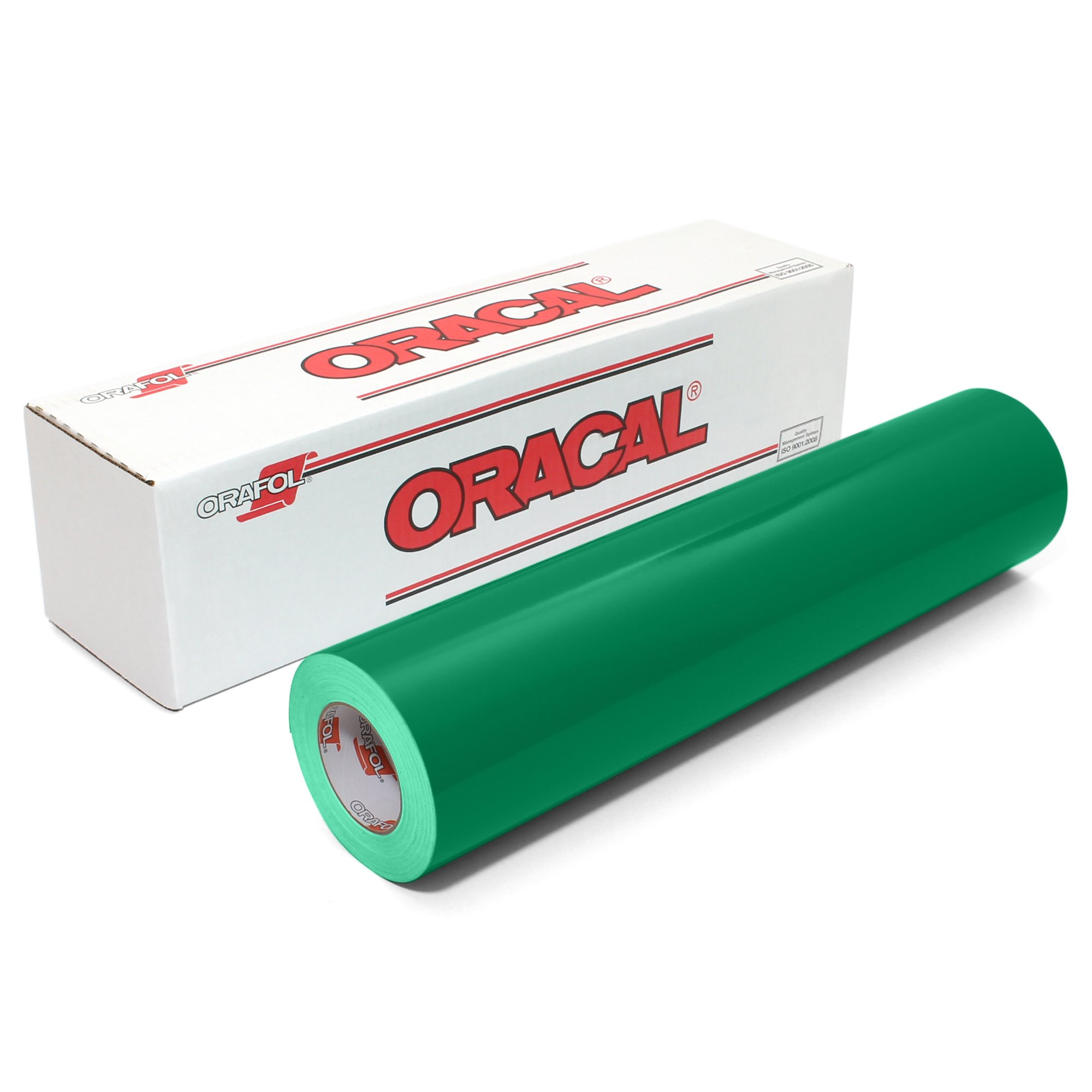 """Oracal 651 Glossy 12"""" x 6 Foot Vinyl Rolls - 61 Color"""