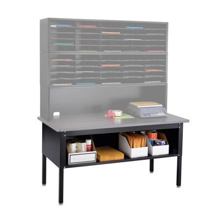 Safco 7749BL Mail Sorters E-Z Sort Sorting (Mail Sorting Table)
