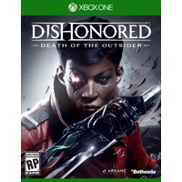 Dishonored: The Death of the Outsider, Bethesda, Xbox One, 093155172258