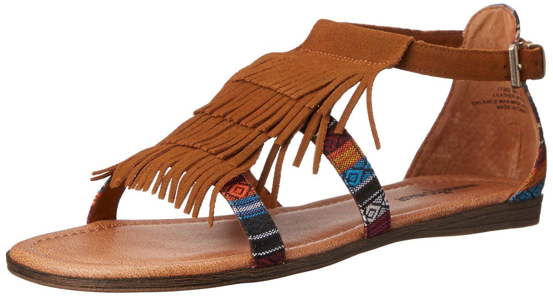 Minnetonka Women's Maui Passport Collection Sandal by Minnetonka Slippers