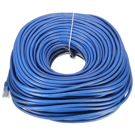 160ft 50m Cat5e Rj45 Ethernet Lan Internet Network Utp Cable Wire Patch Cord Walmart Canada