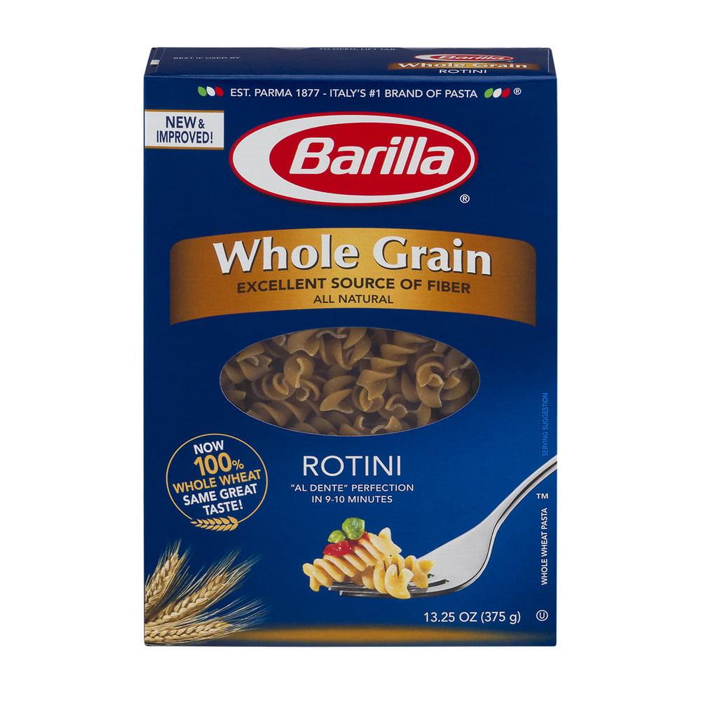 Barilla Pasta Rotini Whole Grain, 13.25 OZ