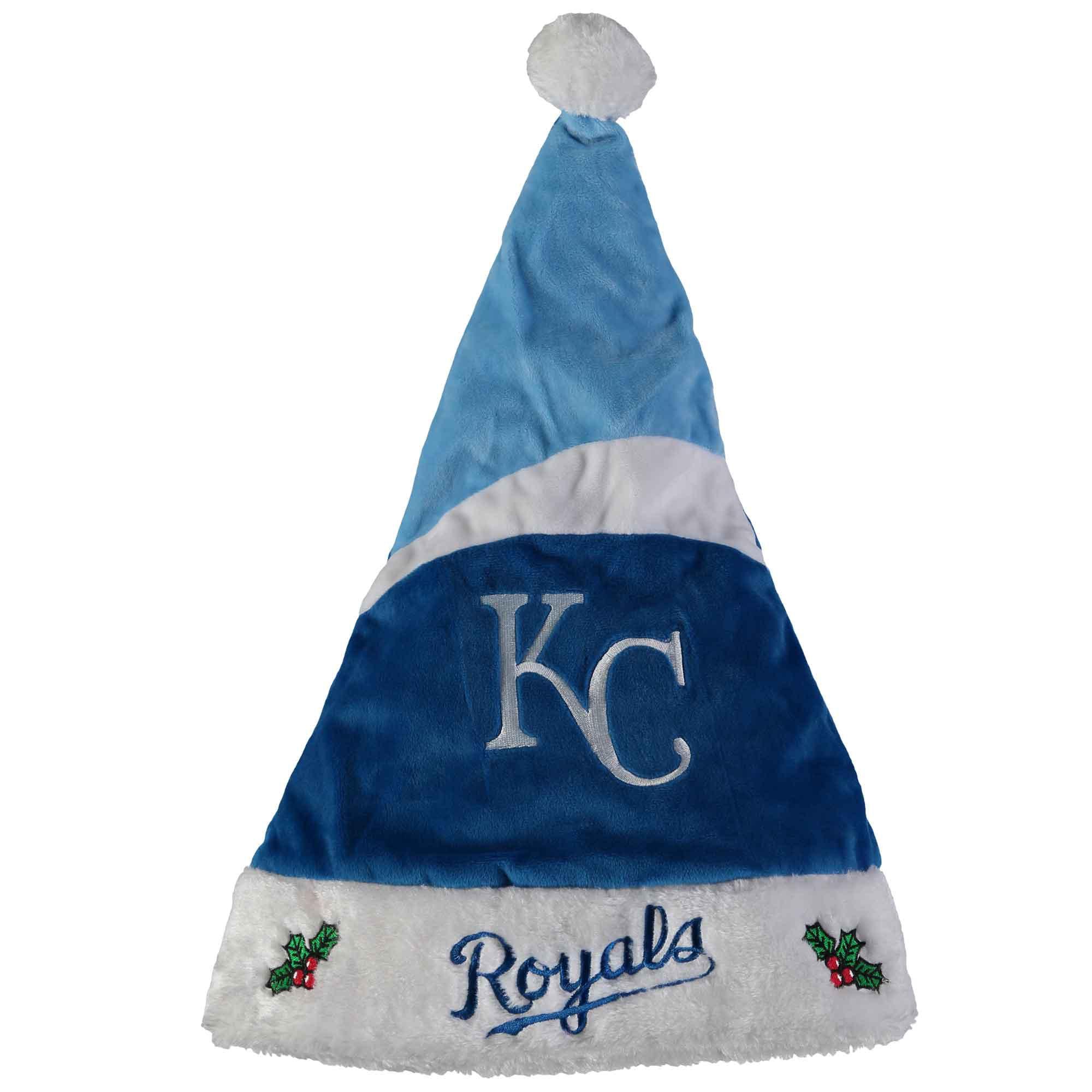 Kansas City Royals Santa Hat - No Size