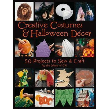 Creative Costumes & Halloween Decor