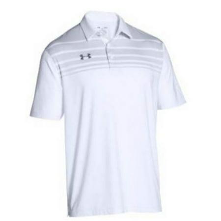bc05b375 Under Armour Victor Polo Shirt Men's UA Short Sleeve Golf Shirts Polos  1293909