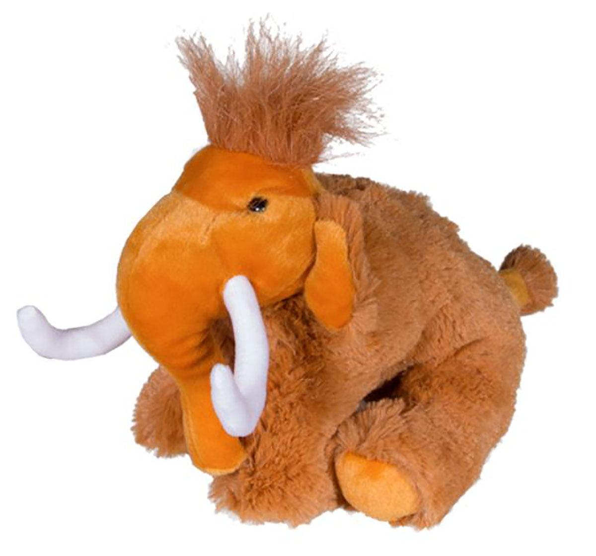 Cuddly Soft 16 Inch Stuffed Woolly Mammoth We Stuff Em You Love