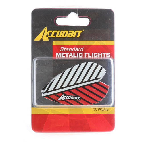 Accudart Escalade Metallic Flight Darts