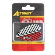 Accudart Escalade Metallic Flight Darts by Escalade Sports