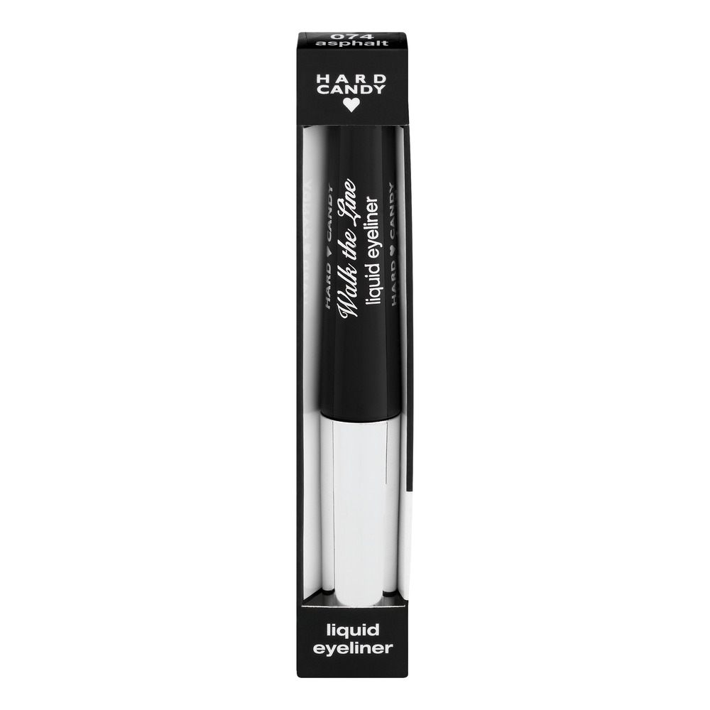 Xtreme Color Inc. Hard Candy Walk The Line Eye Liner, Black