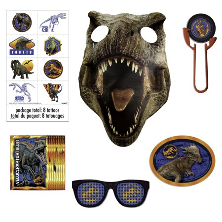 Jurassic World Party Favors, 48pc - Unique Party Favors
