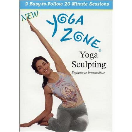 Yoga Zone: Yoga Sculpting (Full Frame) - Walmart com