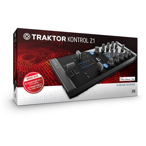 Native Instruments Traktor Kontrol Z1 DJ Mixer by NATIVE INSTRUMENTS HW