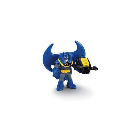 Clever Imaginext Batman Battle Shifterz Batman Figure Tv, Movie & Video Games