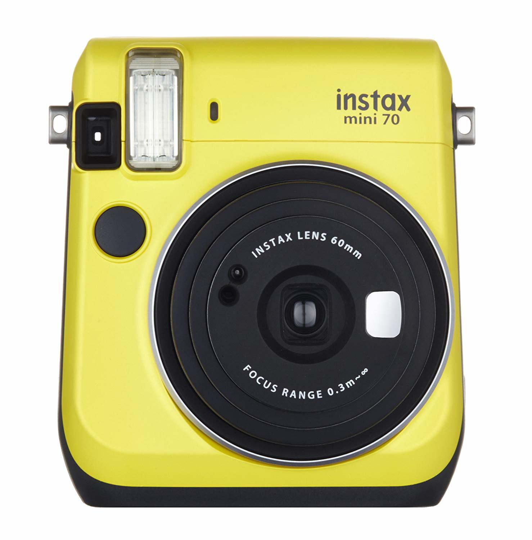Instax Mini 70 - Canary Yellow