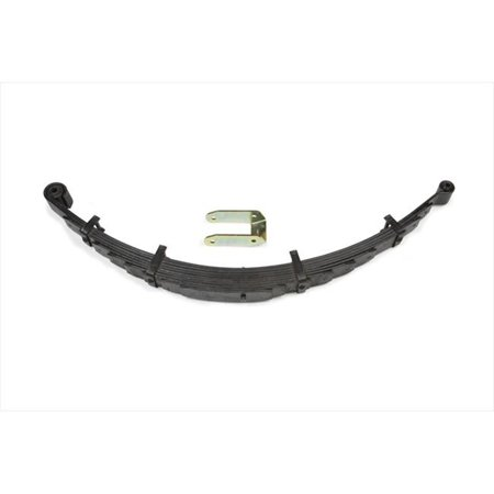 FABTECH FTS22023 Leaf Spring And Shackle System - 8 inch 8 Inch Suspension System