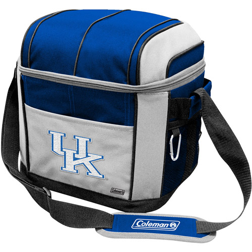 "Coleman 11"" x 9"" x 13"" 24-Can Cooler, Kentucky Wildcats"