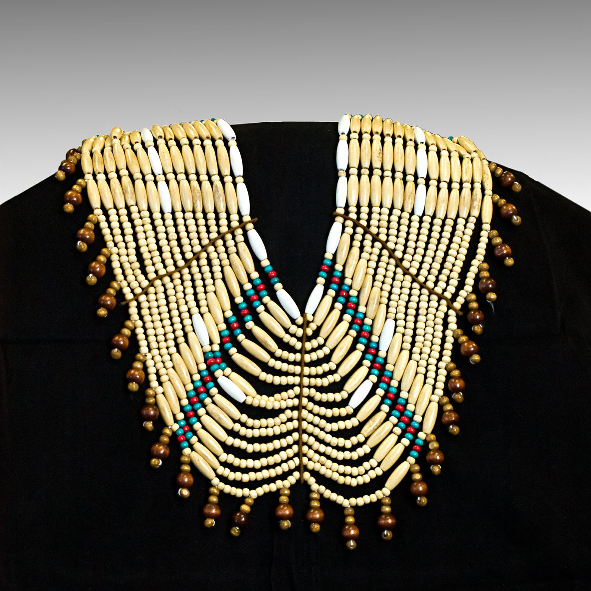 Sunnywood Beaded Chest Native American Adult Costume Accessory