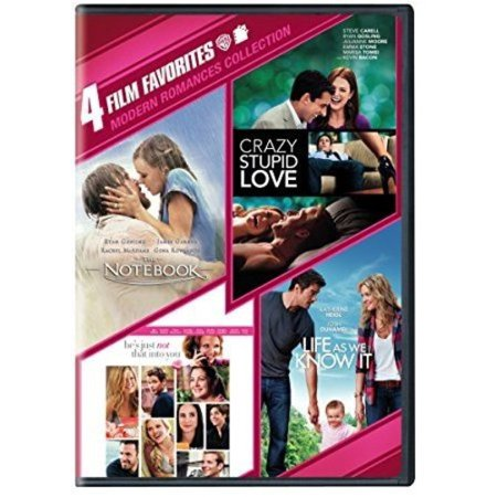 4 Film Favorites: Modern Romances Collection (DVD)