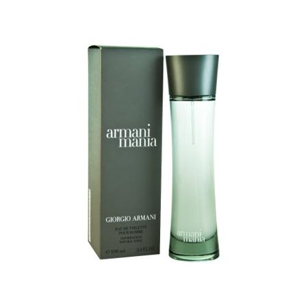 Giorgio Armani Mania Cologne for Men, 3.4 Oz (Armani Sonnenbrillen Frauen)