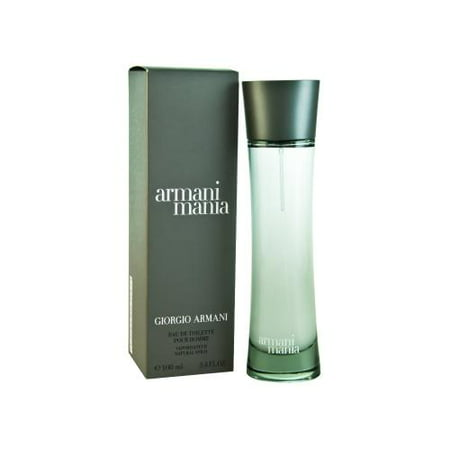 Giorgio Armani Mania Cologne for Men, 3.4 Oz (Armani Tasche Braun)