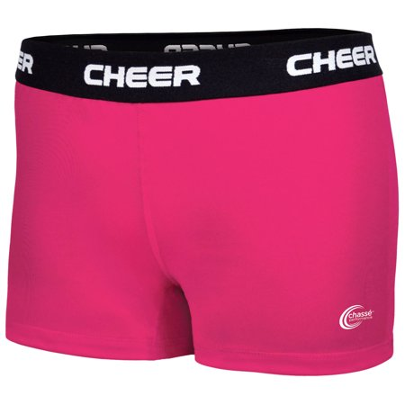 C-Prime Cheer Shorts Pink Large Size - LARGE