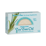 Nature's Plus Tea Tree Oil Purifying Cleansing Bar 3.5 oz Bar(S)
