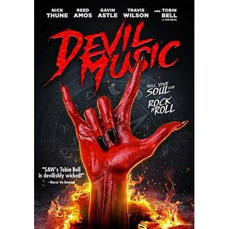 Tobin Bell - Devil Music (DVD)
