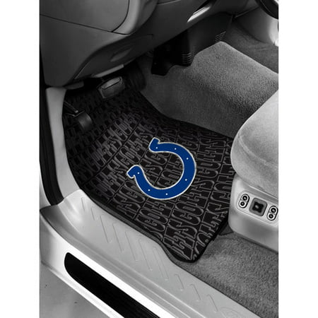 Nfl Indianapolis Colts Decal - NFL - Indianapolis Colts Floor Mats - Set of 2