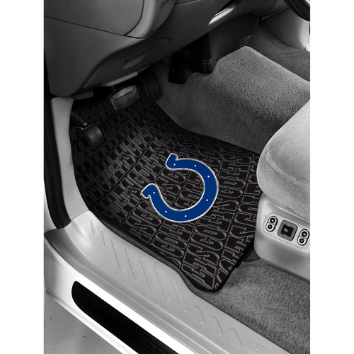 NFL - Indianapolis Colts Floor Mats - Set of 2