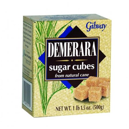 Gilway Demerara Sugar Cubes 500gr-pack