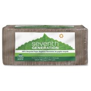 Seventh Generation Paper Napkin - 1 Ply - 500 / Carton - Brown - Paper (13705ct)