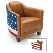 Patriotic Design Chair