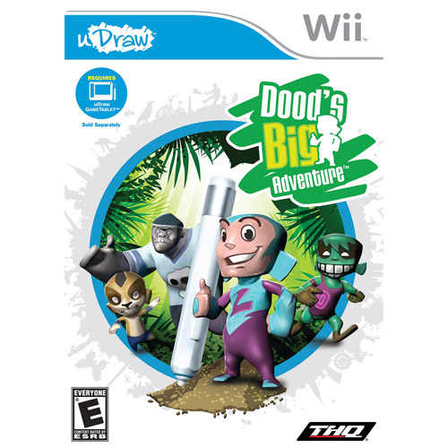 Dood's Big Adventure (Wii)