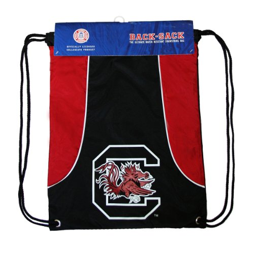 South Carolina Backsack Team Colors Quality Licensed Product