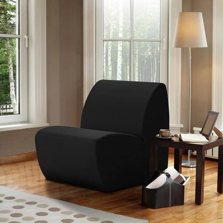 fresh futon figo white indoor chaise lounge jet