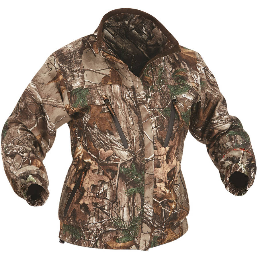 ArcticShield Womens Light Jacket, Realtree Xtra by ArcticShield