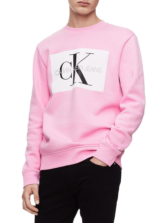 Monogram Crewneck Sweatshirt